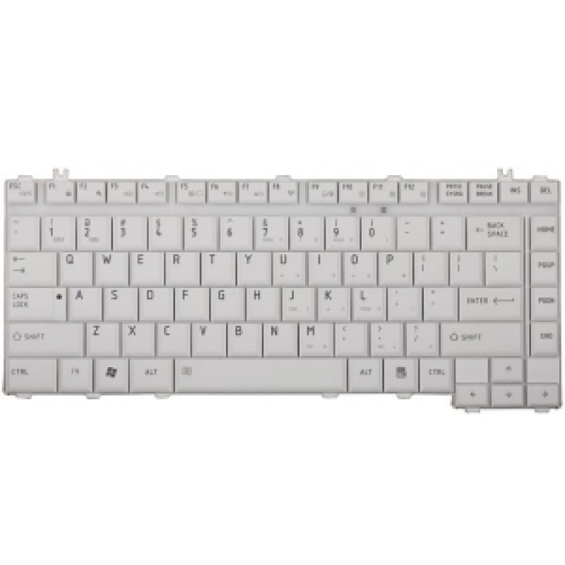 TOSHIBA Satellite A200-12F Keyboard