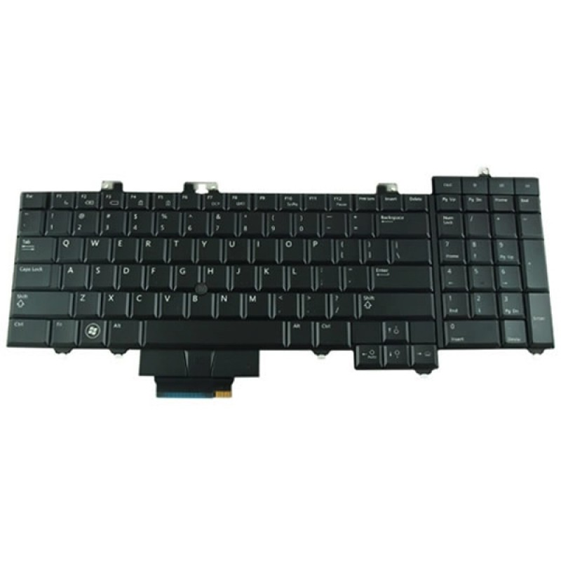 DELL Precision M6400 Keyboard