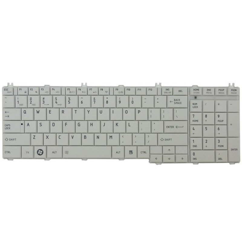 Keyboard for Toshiba Satellite L750 L750D L755 L755D L770 L770D L775 L775D L665