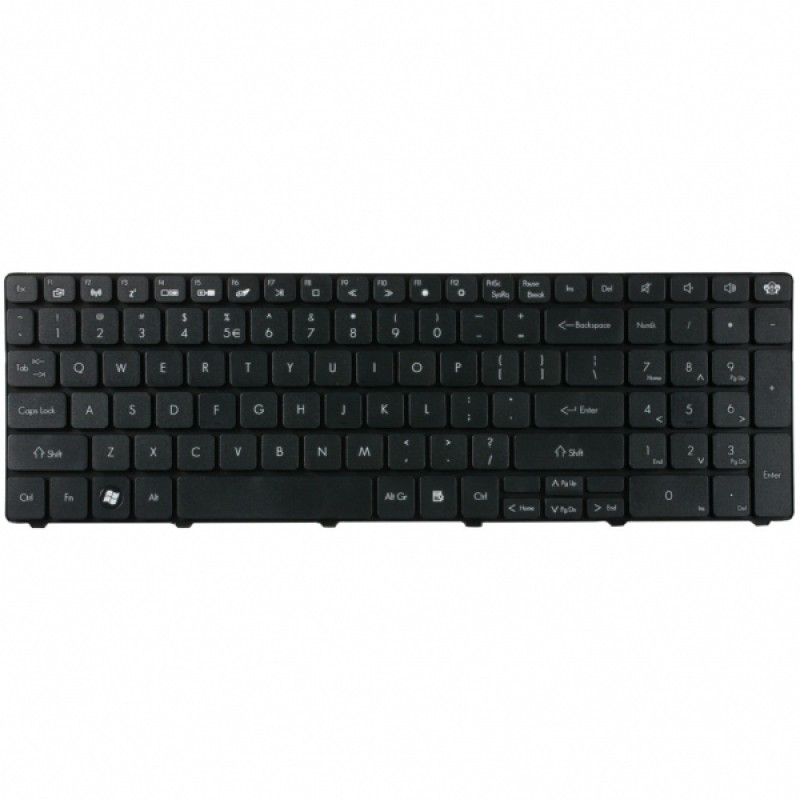 GATEWAY NV73A12u Keyboard